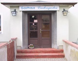 Eingang zur Gststätte